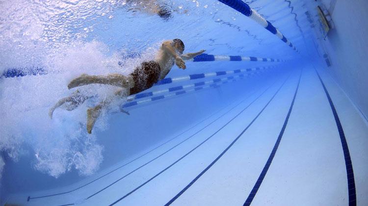swimmer's motivation