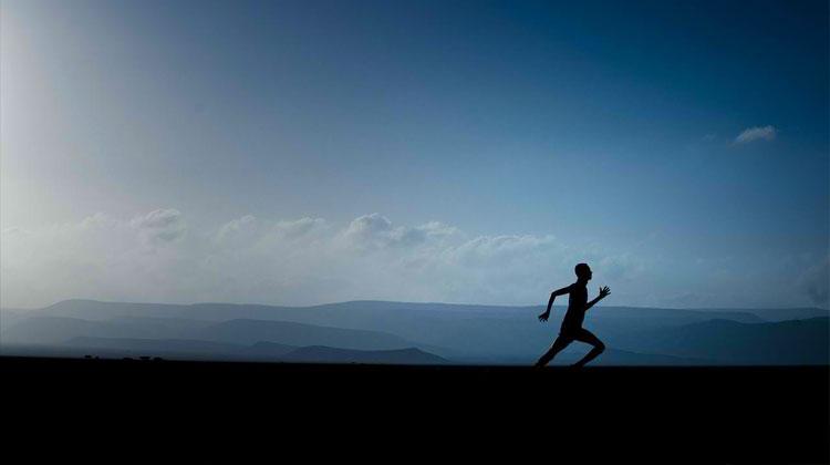 Outrun yourself