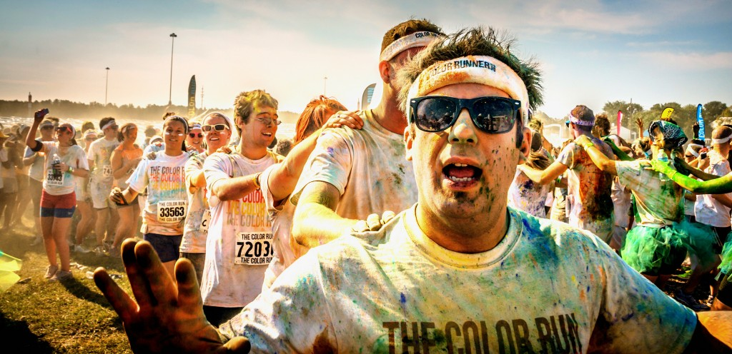 Color Run Redux