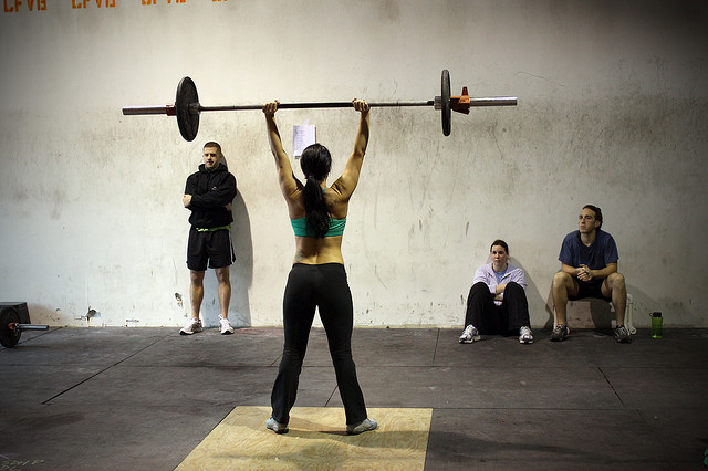crossfit vb - 7 good reasons to try CrossFit