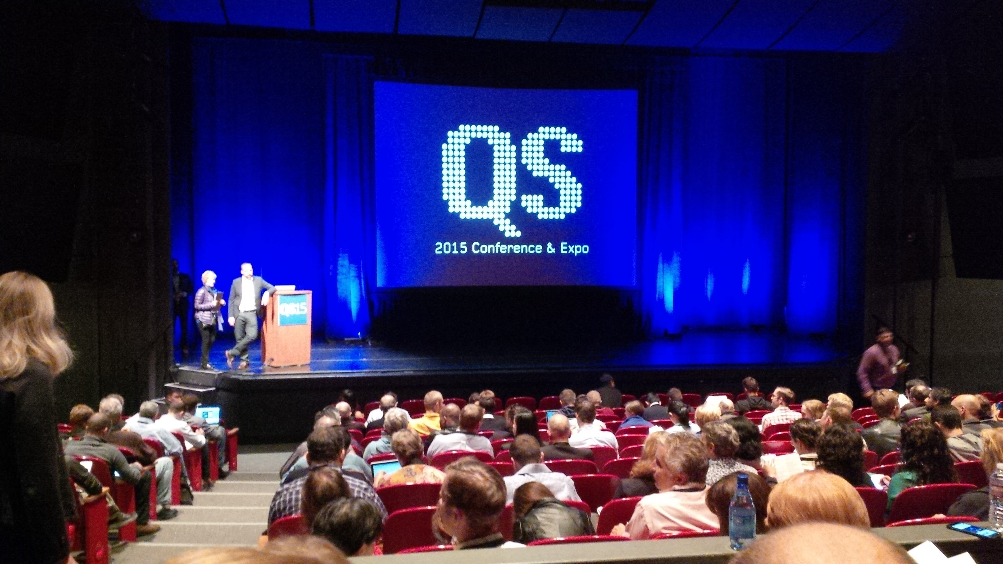 Attending Quantified Self Conference 2015 in San Francisco