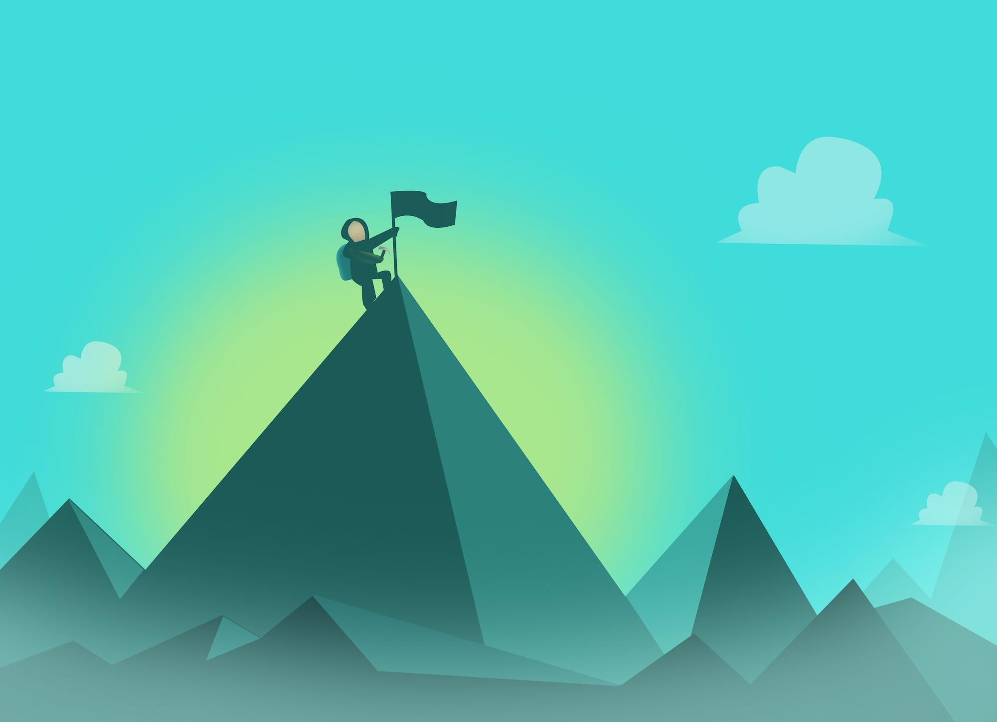 L'appli goalmap pour atteindre ses objectifs progresse