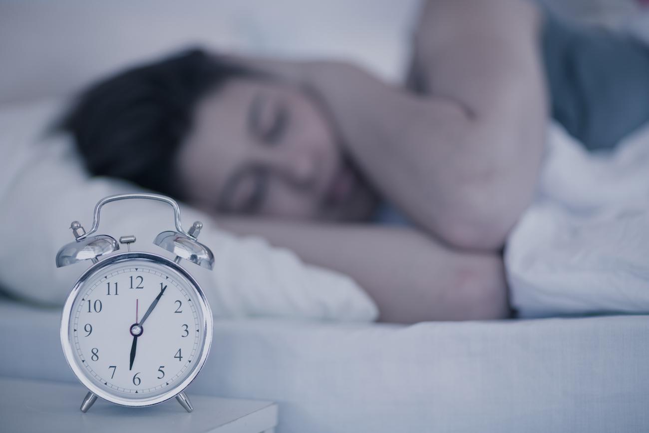 lien entre manque sommeil et stress