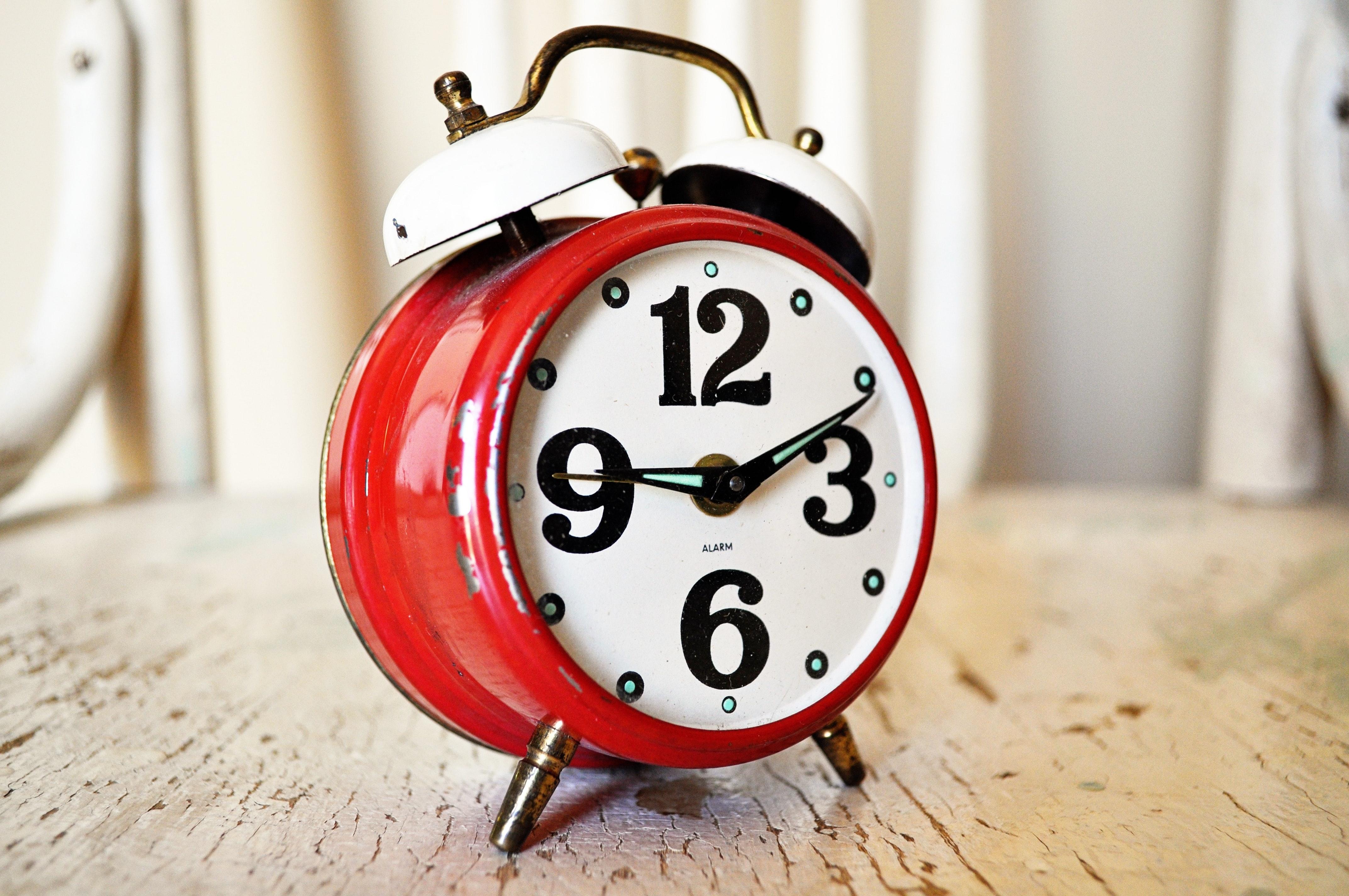 Alarme pour faire des pauses