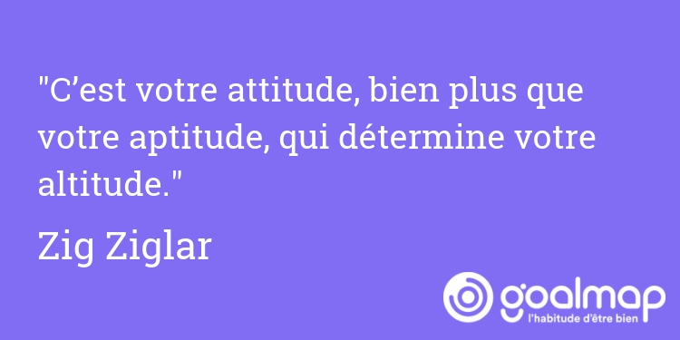 Citation développement personnel zig ziglar