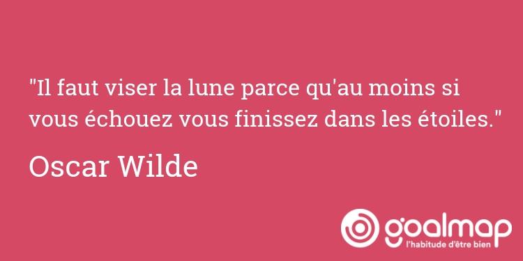 Citation développement personnel Oscar Wilde